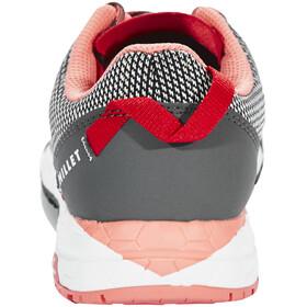 Millet Amuri Low Shoes Women tarmac/hibiscus